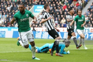 Newcastle United 0-1 West Bromwich Albion: Phillips' solo strike keeps Albion alive against negligent Newcastle