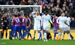 Crystal Palace 5-0 Leicester City: Player ratings as Foxes fall apart away at Selhurst Park