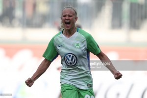 UEFA Women's Champions League: VfL Wolfsburg 2-0 Chelsea - Wolfsburg come up trumps at home