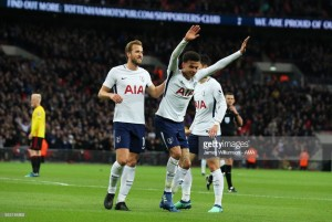 Tottenham Hotspur 2-0 Watford player ratings: Spurs take another step to secure Champions League football