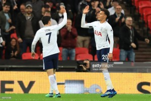 Tottenham Hotspur 2-0 Watford: Sluggish Spurs prevail to regain five-point cushion in the race for the top-four
