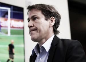 """Eufórico, Rudi Garcia destaca mérito do Marseille após garantir vaga na final: """"Todos merecemos"""""""