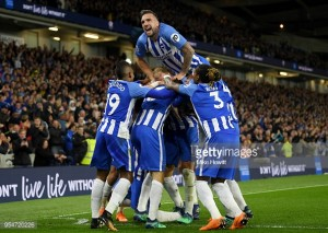 How Brighton pulled off the unthinkable to secure their Premier League survival