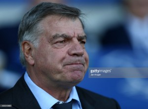 Everton part ways with Sam Allardyce