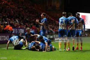 League One playoffs: Charlton Athletic 0-1 Shrewsbury Town: Nolan strike gives Shrews advantage in first-leg
