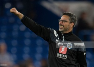 """David Wagner in """"party mode"""" ahead of Arsenal clash"""