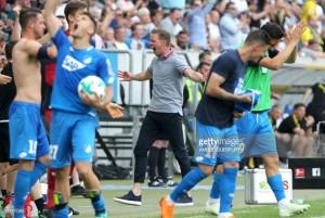 TSG 1899 Hoffenheim 3-1 Borussia Dortmund: Hosts brush aside Dortmund to qualify for the Champions League