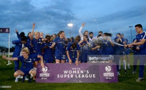 WSL 1 week 17 review: Chelsea wrap up title with a game to spare