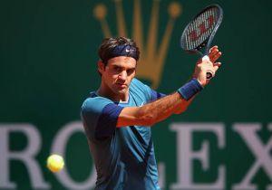 Atp Montecarlo: Federer soffre ma doma Tsonga