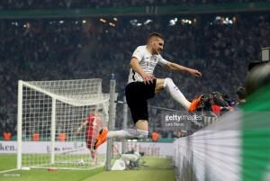 Bayern Munich 1-3 Eintracht Frankfurt: Ante Rebic the hero as Eagles earn shock Pokal win