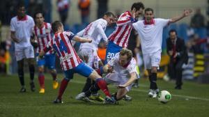 El Atlético de Madrid visitará el Sánchez Pizjuán en su debut liguero
