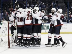 Los Capitals avanzan a la final por la Copa Stanley tras victoria en el séptimo juego