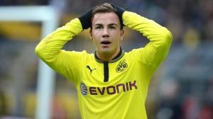 Mario Götze signe au Bayern