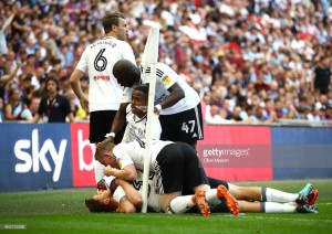 Fulham 1-0 Aston Villa: Lilywhites promoted to Premier League after brutal play-off final