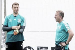 Recuperado após fraturas, goleiro Manuel Neuer volta aos gramados em amistoso contra Áustria