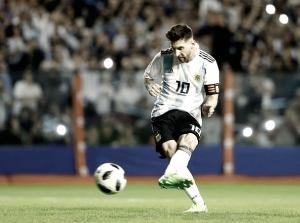 Puntuaciones de los jugadores de Argentina en su debut mundialista