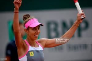 2018 French Open: Mihaela Buzarnescu stuns Elina Svitolina in straight sets