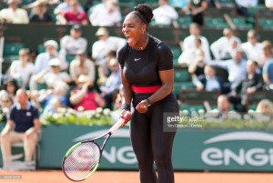 2018 French Open: Serena Williams returns to Grand Slam action with close victory over Kristyna Pliskova