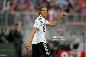 Leroy Sané left out of Germany World Cup squad