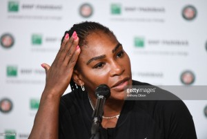 2018 French Open: Serena Williams withdraws ahead of Maria Sharapova clash with pectoral injury