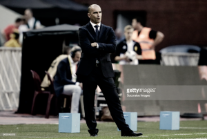 """Roberto Martínez: """"Hemos mejorado en algunos aspectos, aunque no tuvimos un desempeño perfecto"""""""