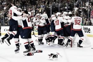 Los Washington Capitals ganan la Stanley Cup por primera vez en su historia