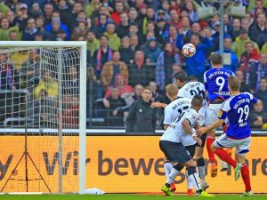 Holstein Kiel 0-0 1860 München: Still all to play for in the 3.Liga/2.Bundesliga Play-Off