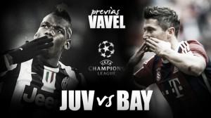 Juventus - Bayern: Turín quiere reinar de nuevo