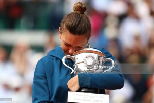 French Open 2018: Halep overcomes demons to win first Grand Slam crown