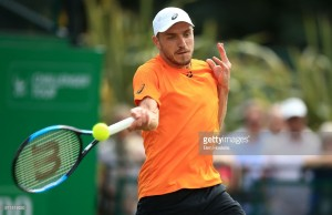 Nature Valley Open Nottingham 2018: Alexander Ward wins Battle of the Brits to secure place in second round