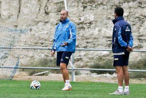 César Láinez, nuevo entrenador del filial zaragocista
