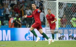 Portugal 3-3 Spain: Ronaldo hat-trick earns dramatic draw