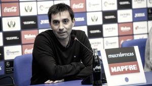 """Asier Garitano: """"Tenemos que creer en lo que hacemos"""""""