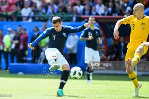 France leave plenty lacking in World Cup opener against Australia
