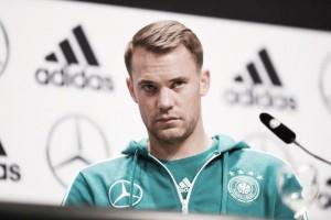 """Neuer enfatiza responsabilidade na Alemanha após derrota: """"Somos críticos mais severos"""""""
