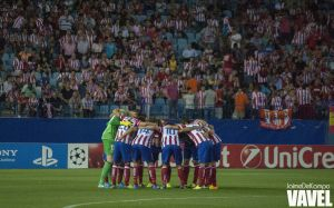 Atlético de Madrid: líder europeo