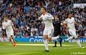 El Real Madrid se divierte a costa de la Real Sociedad
