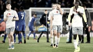 Leicester festejó ante un Everton en caída libre