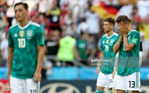 South Korea 2-0 Germany: No zweiten chance as defending champions crash out