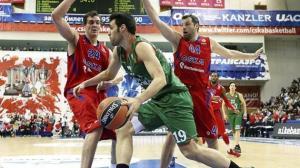 El CSKA arrolla a un flojo Caja Laboral