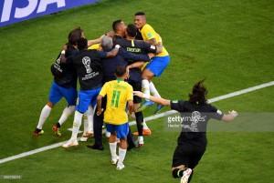 Brazil 2-0 Mexico: Seleção progress to quarter-finals following tough last-16 game