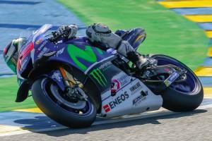 MotoGP - Le Mans: pole di Lorenzo, 3° Iannone, 7° Rossi