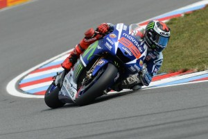 MotoGP, FP3: a Brno è Lorenzo show