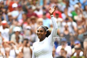 """2018 Wimbledon: Serena Williams wants to """"get back to where I was"""" following Rodina win"""