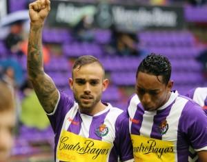 El pistolero vuelve al Real Valladolid