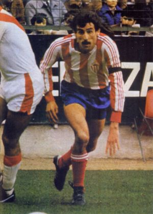 Futbolistas de leyenda: Manolo Mesa