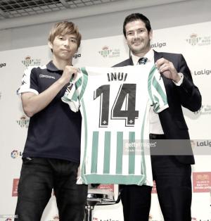 El Real Betis estrenará redes sociales en japonés