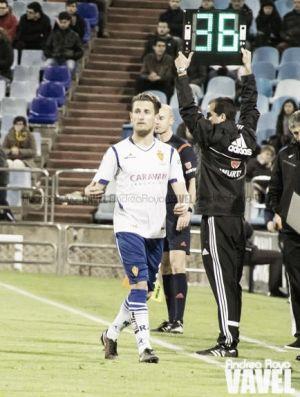 Sergio Gil y Álvaro Meseguer debutaron con el primer equipo