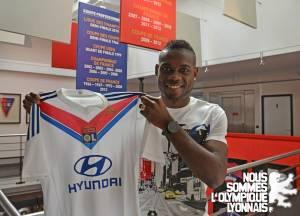 Bedimo à l'Olympique Lyonnais
