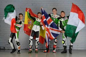 MotoGP e Moto3, il 2014 di Gresini